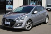2013 Hyundai i30 GD Elite Silver 6 Speed Manual Hatchback Run-o-waters Goulburn City Preview