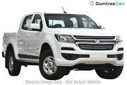 2016 Holden Colorado RG MY17 LS Pickup Crew Cab White 6 Speed Sports Automatic Utility Invermay Launceston Area Preview