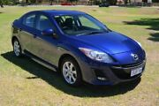 2010 Mazda 3 BL 10 Upgrade Maxx Sport Blue 5 Speed Automatic Hatchback Rockingham Rockingham Area Preview
