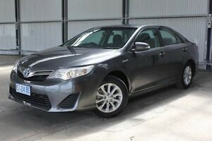 2014 Toyota Camry AVV50R Hybrid H Grey 1 Speed Constant Variable Sedan Invermay Launceston Area Preview