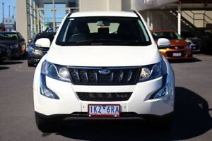 2016 Mahindra XUV500 MY16 W8 White 6 Speed Sports Automatic Wagon