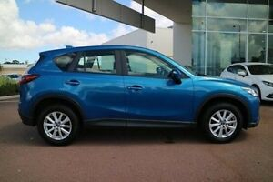 2013 Mazda CX-5 KE1021 Maxx SKYACTIV-Drive AWD Sport Sky Blue 6 Speed Sports Automatic Wagon Wilson Canning Area Preview