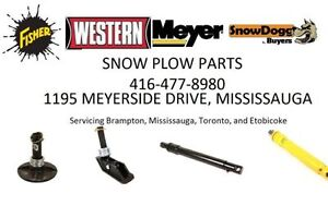 SNOW PLOW PARTS