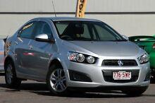 2012 Holden Barina TM Nitrate 5 Speed Manual Sedan Wilston Brisbane North West Preview