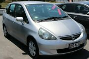 2007 Honda Jazz GD VTi Alabaster Silver 7 Speed Constant Variable Hatchback Underwood Logan Area Preview