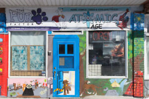 The Fur Factor, All breed pet grooming (Pape and Danforth)