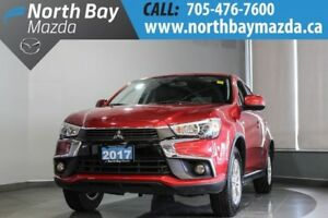 2017 Mitsubishi RVR SE AWD with Heated Seats, Bluetooth, Cruise