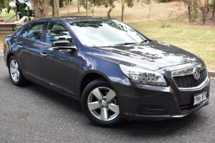 2015 Holden Malibu V300 MY14 CD Grey 6 Speed Sports Automatic Sedan St Marys Mitcham Area Preview