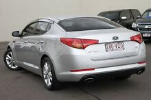 2012 Kia Optima TF MY12 SI Silver 6 Speed Sports Automatic Sedan Wilston Brisbane North West Preview