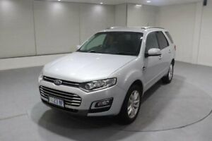 2016 Ford Territory SZ MkII TS Seq Sport Shift AWD Silver 6 Speed Sports Automatic Wagon Invermay Launceston Area Preview