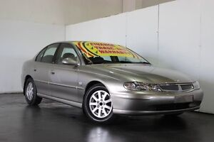 2000 Holden Berlina VX Gold 4 Speed Automatic Sedan Underwood Logan Area Preview