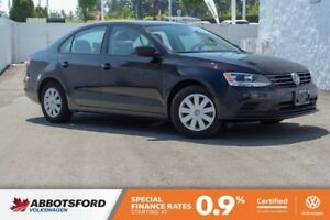 2017 Volkswagen Jetta Sedan Trendline ONE OWNER, NO ACCIDENTS, L
