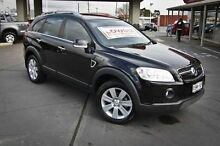 2008 Holden Captiva  Black Sports Automatic Wagon Nailsworth Prospect Area Preview