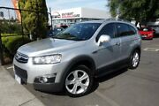 2012 Holden Captiva CG Series II 7 AWD LX Silver 6 Speed Sports Automatic Wagon Seaford Frankston Area Preview