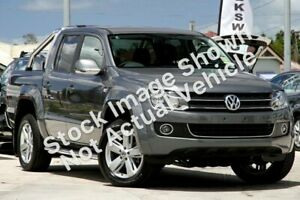 2012 Volkswagen Amarok 2H TDI420 Ultimate Grey Automatic Cleveland Redland Area Preview