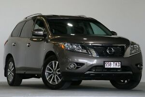 2013 Nissan Pathfinder R52 ST (4x4) Grey Continuous Variable Wagon Coopers Plains Brisbane South West Preview