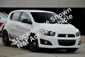 2015 Holden Barina TM MY16 X White 5 Speed Manual Hatchback Liverpool Liverpool Area Preview