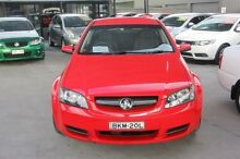 2008 Holden Commodore VE MY08 Omega Red Hot 4 Speed Automatic Sedan Mitchell Gungahlin Area Preview