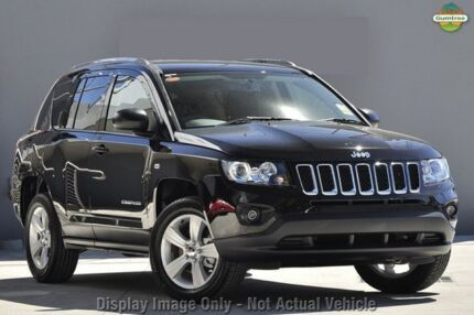 2014 Jeep Compass MK MY15 Sport Black 6 Speed Sports Automatic Wagon Mosman Mosman Area Preview