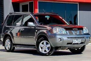 2006 Nissan X-Trail T30 II TI Grey 4 Speed Automatic Wagon Pakenham Cardinia Area Preview