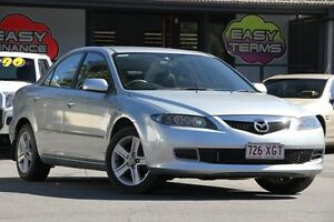 2005 Mazda 6 GG1032 Classic Silver 5 Speed Sports Automatic Sedan Bray Park Pine Rivers Area Preview