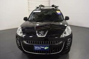 2012 Peugeot 4007 SV (7 Seat) Black 6 Speed Direct Shift Wagon