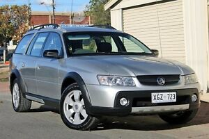 2005 Holden Adventra VZ SX6 Silver 5 Speed Automatic Wagon Glenelg Holdfast Bay Preview