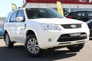 2010 Ford Escape ZD MY10 White 4 Speed Automatic Wagon Condell Park Bankstown Area Preview