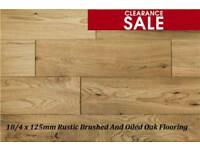 Engineered oak floor 18\\4 125mm 22m2