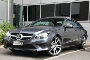 2014 Mercedes-Benz E250 C207 MY14 7G-Tronic + Grey 7 Speed Sports Automatic Coupe Hilton West Torrens Area Preview