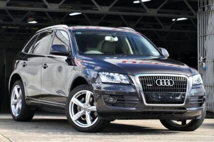 2012 Audi Q5 8R MY12 3.0 TDI Quattro Grey 7 Speed Auto Dual Clutch Wagon Mosman Mosman Area Preview