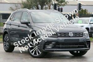 2018 Volkswagen Tiguan 5N MY19 162TSI DSG 4MOTION Highline Indium Grey 7 Speed