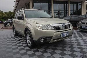 2010 Subaru Forester S3 MY10 X AWD Luxury Gold 4 Speed Sports Automatic Wagon Alfred Cove Melville Area Preview