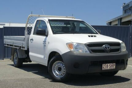 2005 Toyota Hilux KUN16R MY05 SR 4x2 5 Speed Manual Cab Chassis Slacks Creek Logan Area Preview