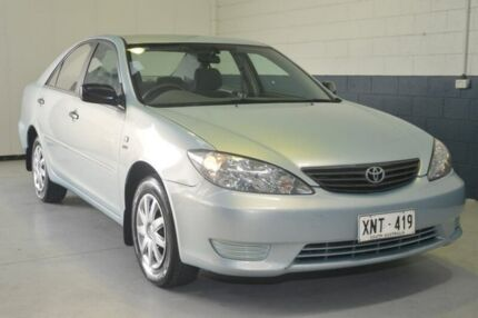 2005 Toyota Camry ACV36R Altise Blue 4 Speed Automatic Sedan Hillcrest Port Adelaide Area Preview