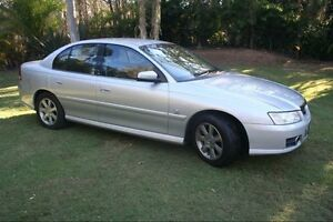 2004 Holden Commodore ACCLAIM VY Silver Automatic Sedan Capalaba Brisbane South East Preview