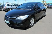 2006 Honda Civic 8th Gen VTi-L Black 5 Speed Manual Sedan Devonport Devonport Area Preview