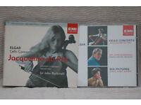 Elgar Cello Concerto with Jacqueline du Pre