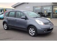 NISSAN NOTE 1.4 ACENTA 5d 88 BHP - VIEW 360 SPIN ON OUR WEBSIT (grey) 2008