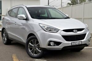 2013 Hyundai ix35 LM2 SE Silver 6 Speed Sports Automatic Wagon Gosford Gosford Area Preview