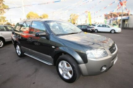 2006 Ford Territory SY TS Grey 4 Speed Sports Automatic Wagon Kingsville Maribyrnong Area Preview