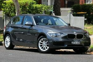 2013 BMW 116i F20 MY13 Urban Grey 8 Speed Automatic Hatchback Mosman Mosman Area Preview
