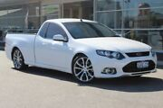 2012 Ford Falcon FG MkII XR6 Turbo Ute Super Cab Limited Edition White 6 Speed Sports Automatic Osborne Park Stirling Area Preview