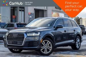 2017 Audi Q7 3.0T Technik|AWD|Pano_Sunroof|Nav|Backup Cam|Keyle