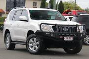 2014 Toyota Landcruiser Prado KDJ150R MY14 GXL White 5 Speed Sports Automatic Wagon Nundah Brisbane North East Preview