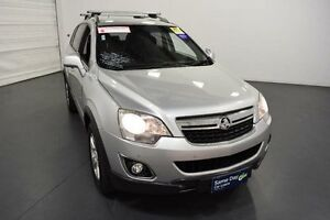2012 Holden Captiva CG Series II 5 (FWD) Silver 6 Speed Automatic Wagon Moorabbin Kingston Area Preview