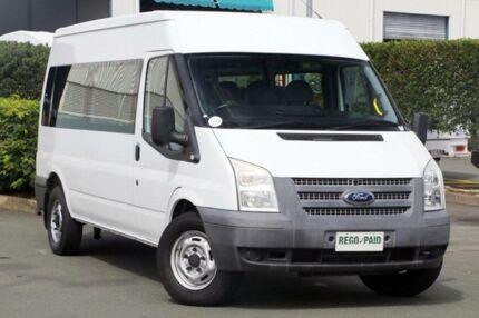 2012 Ford Transit VM Mid Roof White Bus