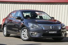 2014 Nissan Altima L33 ST Blue Continuous Variable Sedan Homebush Strathfield Area Preview