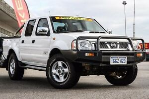 2015 Nissan Navara D22 S5 ST-R White 5 Speed Manual Utility Cannington Canning Area Preview