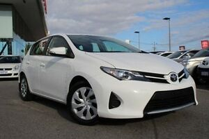 2014 Toyota Corolla White Constant Variable Hatchback St James Victoria Park Area Preview
